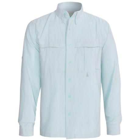 Redington Boundary Bay Shirt - UPF 40+, Long Sleeve (For Men)