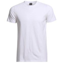 Luk Cotton T-Shirts - 2-Pack, Short Sleeve (For Men)
