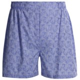 Tiger Mountain Boxers - Combed Cotton (For Men)