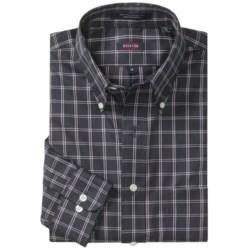 Overton Wrinkle-Free Plaid Sport Shirt - Long Sleeve (For Men)