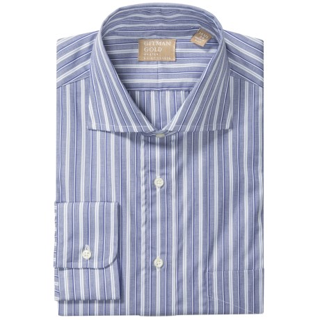 Gitman Brothers Dress Shirt - Spread Collar,  Long Sleeve (For Men)