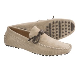 Peter Millar Brooks Driving Moccasins - Suede (For Men)