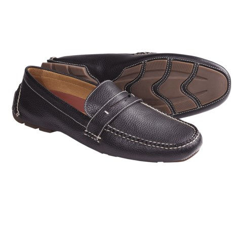 Peter Millar Wilson Pebble Penny Loafer Shoes (For Men)