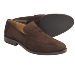 Peter Millar Milano Dress Loafer Shoes - Suede (For Men)