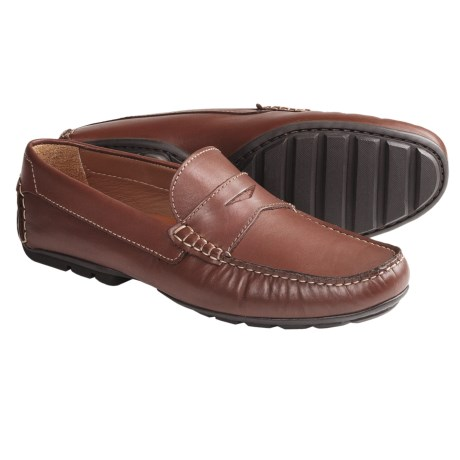 Peter Millar Penny Loafer Shoes (For Men)