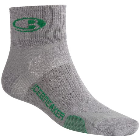 Icebreaker Ultralite Multi-Sport Sock Grab Bag - 3-Pack, Quarter-Crew (For Men)