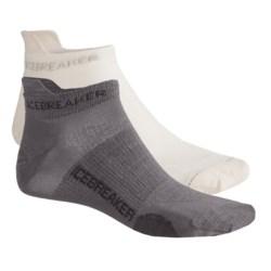 Icebreaker Ultralite Multi-Sport Sock Grab Bag - 3-Pack, Below-the-Ankle (For Men)