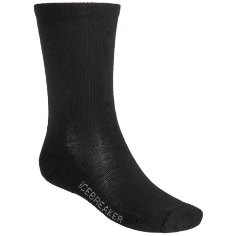 Icebreaker Crew Sock Grab Bag - Set of 3, Merino Wool, Medium Cushion (For Men)