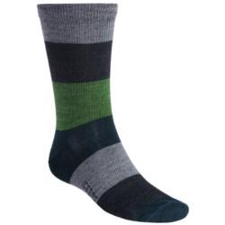 Icebreaker Light Crew Sock Grab Bag - Set of 3, Merino Wool, No Cushion (For Men)