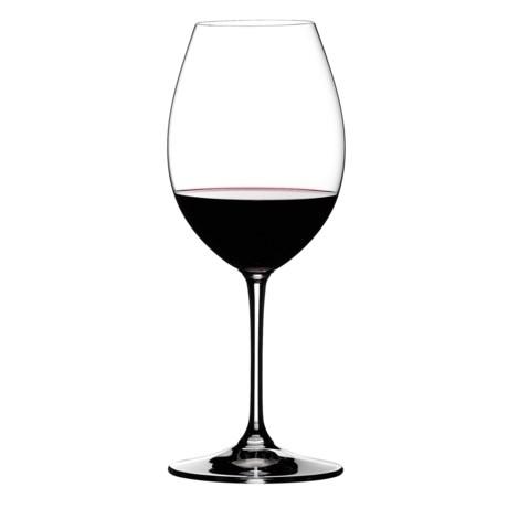 Riedel Vinum XL Syrah/Shiraz Wine Glasses - Set of 2