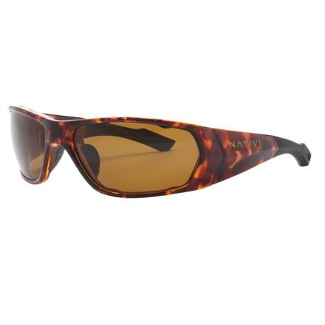 Native Eyewear Endo Sunglasses - Polarized, Extra Lenses
