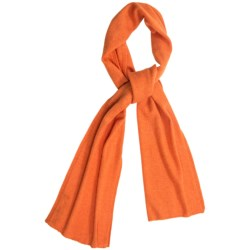 Johnstons of Elgin Cashmere Guazy Scarf (For Men and Women)