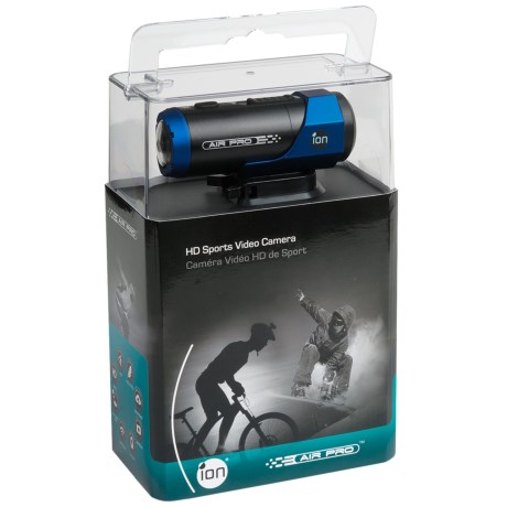 iON Air Pro HD Helmet Video Camera