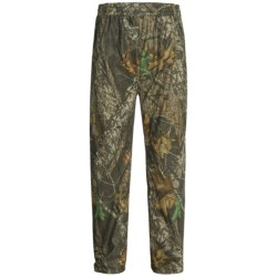 Remington Stalker Hide Hunting Pants - Waterproof (For Big and Tall Men)