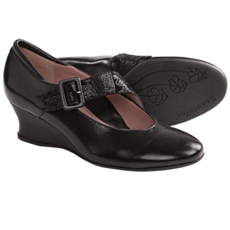 BeautiFeel Etta Mary Jane Shoes - Wedge Heel (For Women)