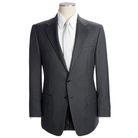 Hickey Freeman Thin Rope Stripe Suit - Wool (For Men)