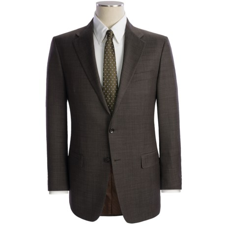 Hickey Freeman Pin Dot Suit - Wool (For Men)