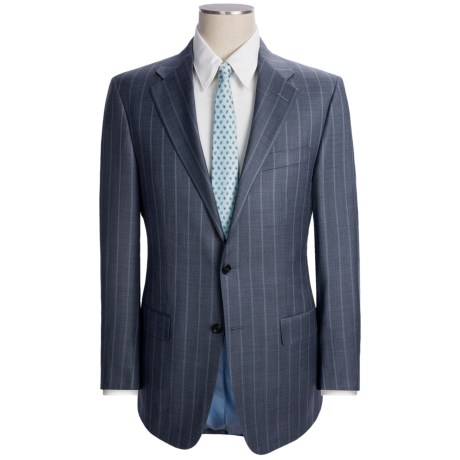 Hickey Freeman Wool Tonal Stripe Suit (For Men)
