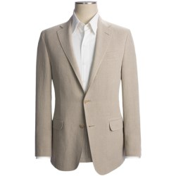 Hickey Freeman Soft Sport Coat - Linen-Hemp (For Men)