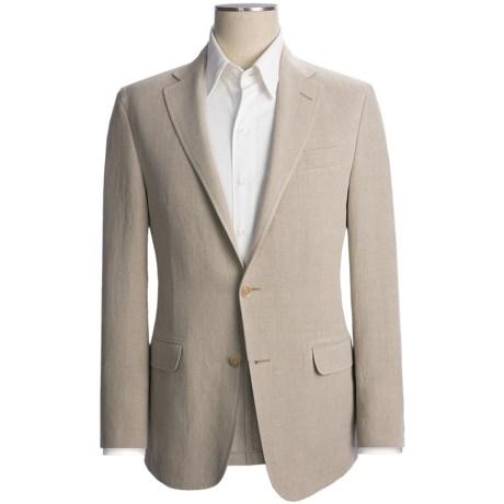 Hickey Freeman Soft Sport Coat - Linen-Hemp (For Men)