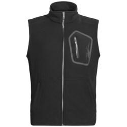 Spyder Paramount CORE Sweater Vest - Lightweight, Full Zip (For Men)