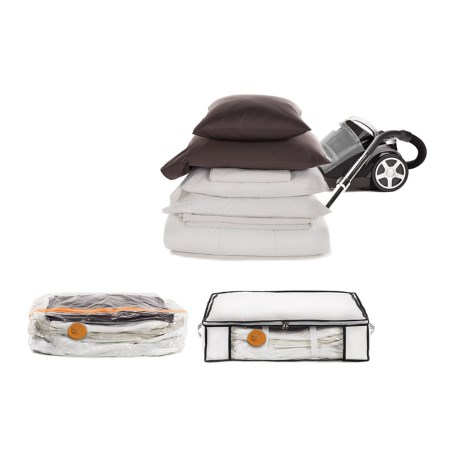 neatfreak! Neatbag Underbed Vacuum Storage Bag Set - 2-Piece