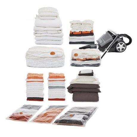 neatfreak! Neatbag Vacuum Storage Bag Set - 5-Piece