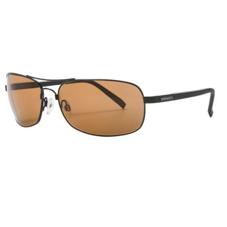 Serengeti Rimini Sunglasses - Polarized, Photochromic, Polar PhD Lenses