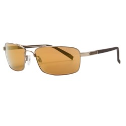 Serengeti Pareto Sunglasses - Polarized, Photochromic, Polar PhD Lenses