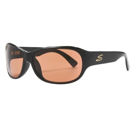 Serengeti Giada Sunglasses - Photochromic Glass Lenses (For Women)
