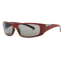 Serengeti Fasano Sunglasses - Polarized, Photochromic, Polar PhD Lenses