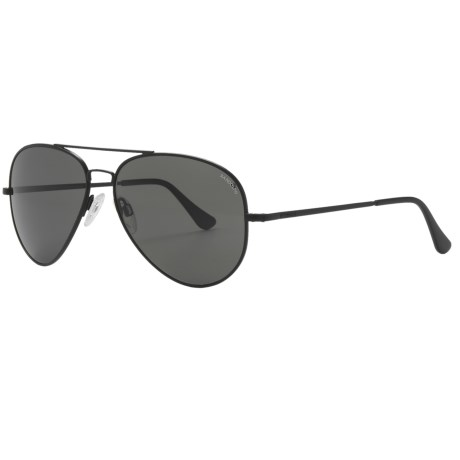 Randolph Concorde 61mm Sunglasses - Polarized, Glass Lenses