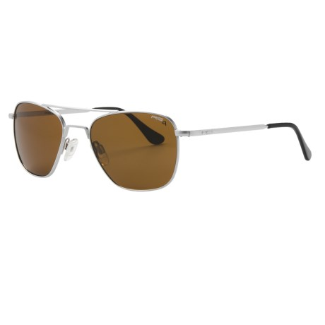 Randolph Aviator 52mm Sunglasses - Polarized, Glass Lenses