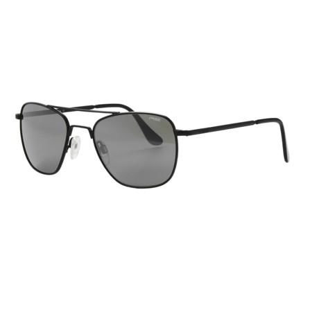Randolph Aviator 52mm Sunglasses - Glass Mirror Lenses