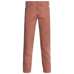 Gardeur Nevio Pants - Washed Cotton Twill (For Men)