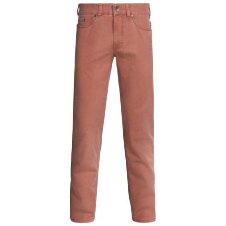Gardeur Nevio Pants - Washed Cotton Twill (For Men)