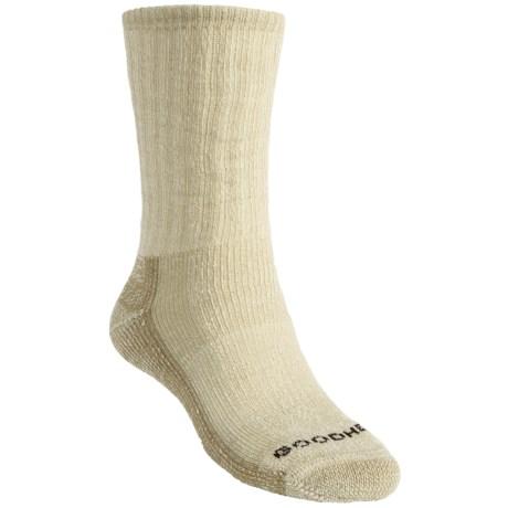 Goodhew Trekker Socks - Merino Wool, Crew (For Men and Women)