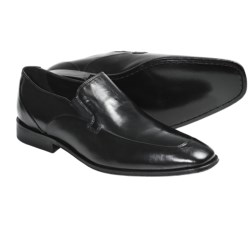 Brass Boot Marsala Moc-Toe Shoes (For Men)