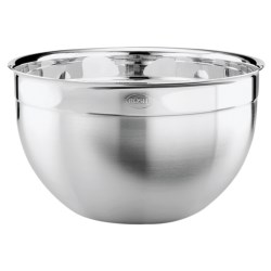"Rosle 3-3/8"" Prep Bowl - Stainless Steel"