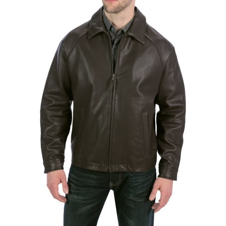 Golden Bear The Richmond Jacket - Shrunken Lambskin Leather