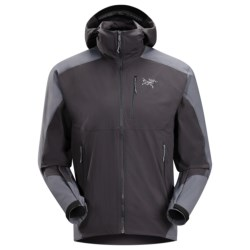 Arc'teryx Gamma SL Hybrid Hooded Jacket - Soft Shell (For Men)