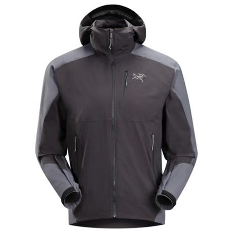 Arc'teryx Gamma SL Hybrid Hoodie Sweatshirt - Soft Shell (For Men)
