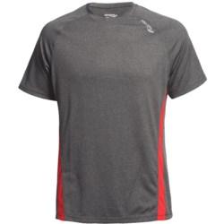 Saucony Revel Shirt - UPF 40+, Short Sleeve (For Men)