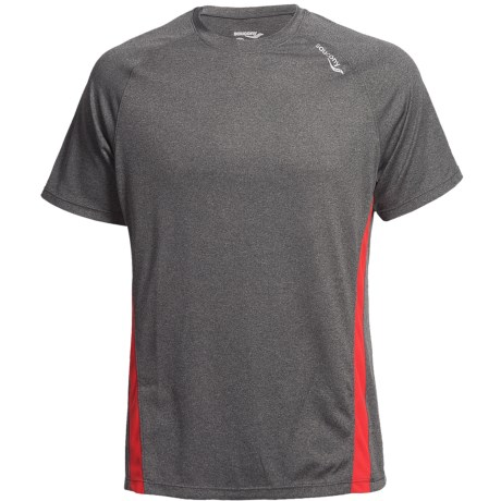 Saucony Revel Shirt - UPF 40+, Short Sleeve (For Men)
