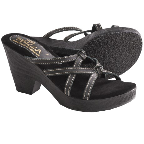 Sbicca Ivy Sandals - Leather (For Women)