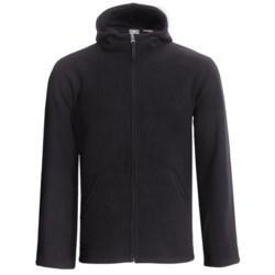 White Sierra Big Meadow Fleece Hoodie Sweatshirt - Full Zip (For Men)