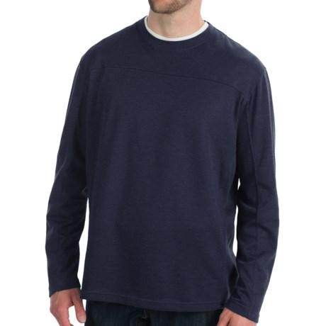 White Sierra Sierra Ridge T-Shirt - Long Sleeve (For Men)