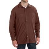 White Sierra Whitney Springs Overshirt - Long Sleeve (For Men)
