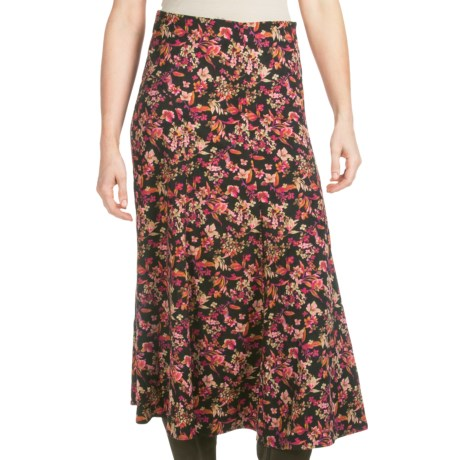 Specially made Floral Moleskin Skirt (For Women)