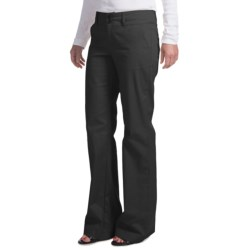 Stretch Bootcut Dress Pants (For Women)